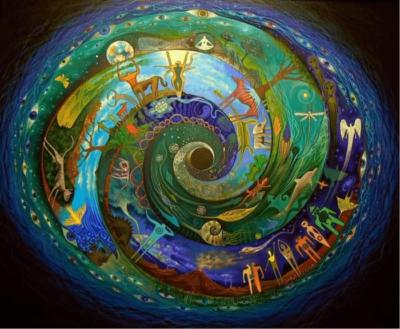 الدكتور جوزيف ب. مجدلاني (ج ب م) يجيب عن السؤال الفلسفي: هل تكرار الولادات على الأرض واقع أم وهم؟
